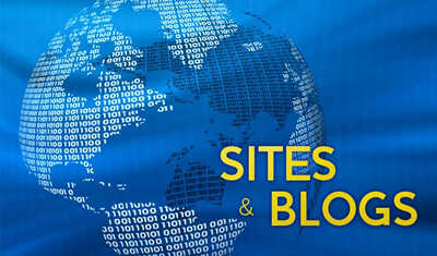 Sites e Blogs